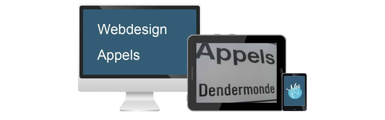 Webdesign Appels - webdolfijn