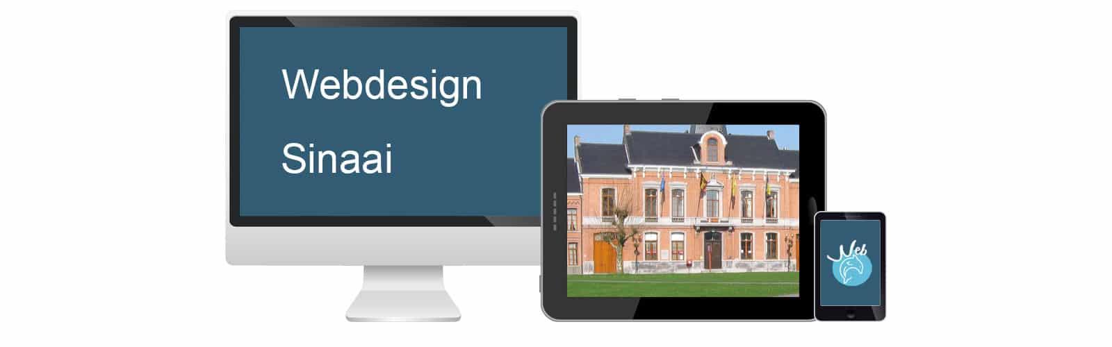 Webdesign Sinaai - webdolfijn