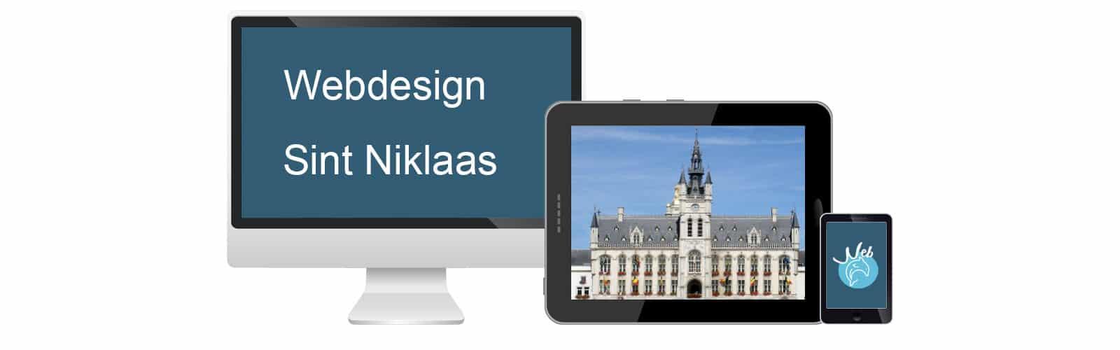 Webdesign Sint Niklaas - webdolfijn