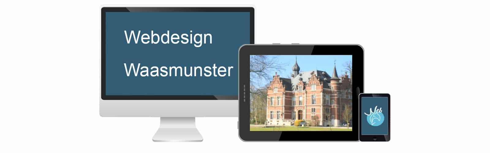 Webdesign Waasmunster - webdolfijn