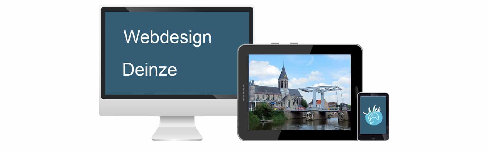 Webdesign Deinze - webdolfijn