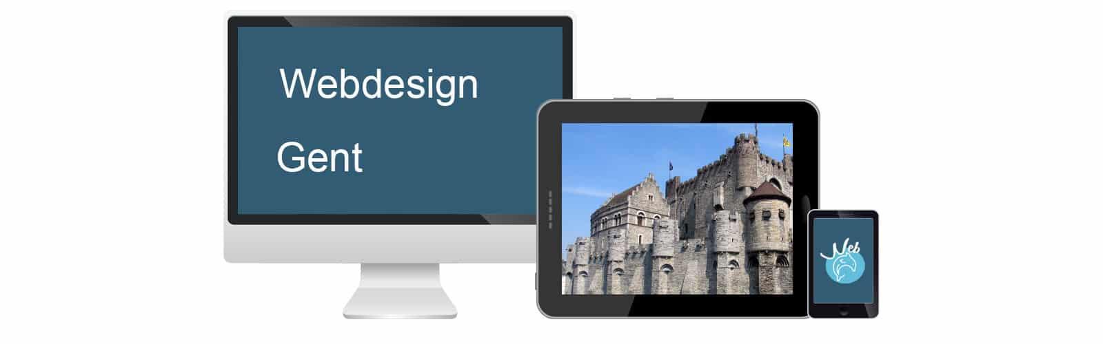 Webdesign Gent - webdolfijn