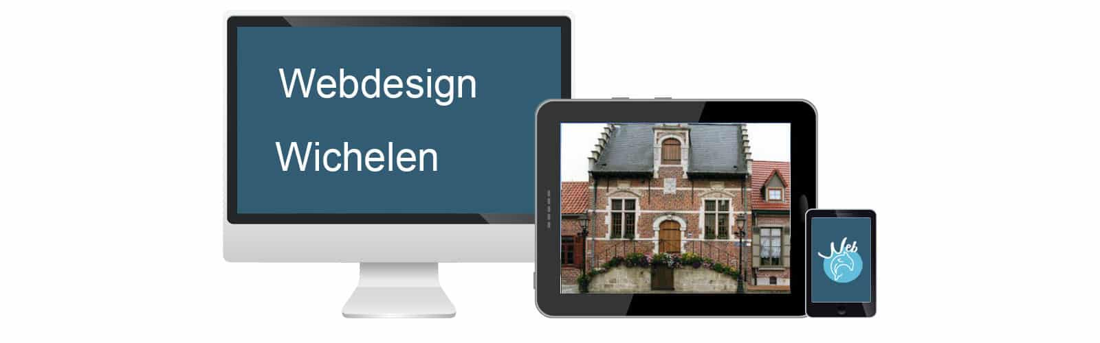 Webdesign Wichelen - webdolfijn