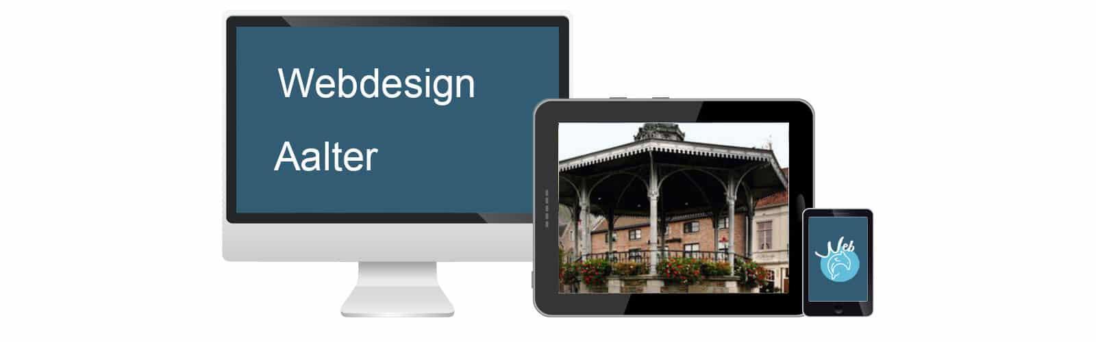 Webdesign Aalter - webdolfijn