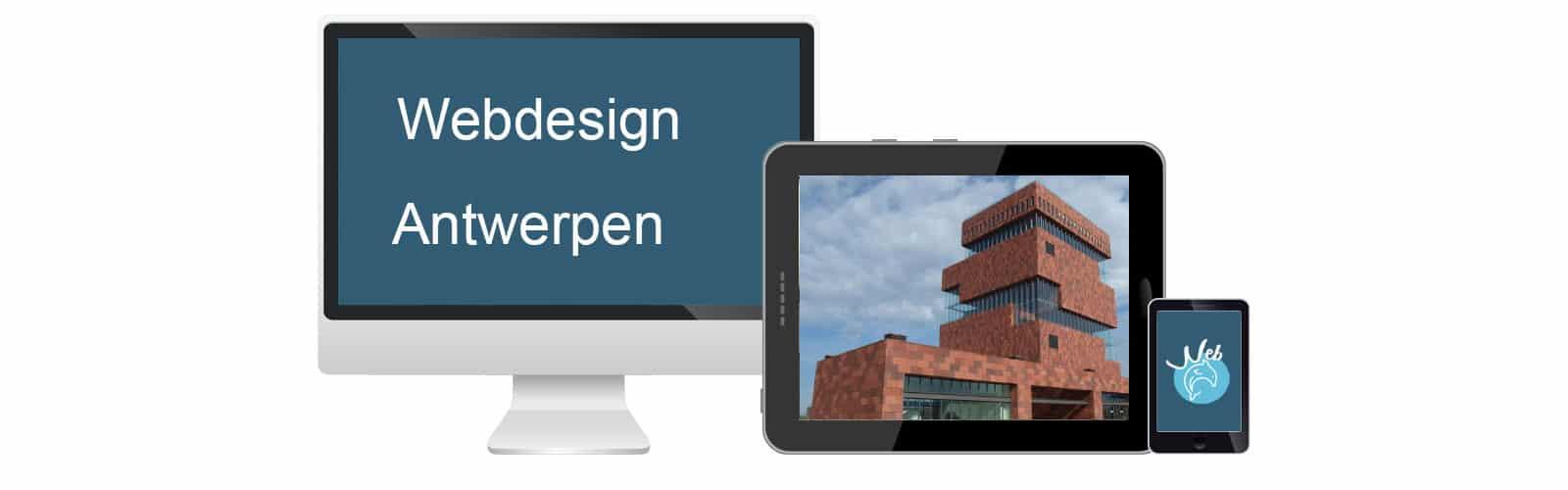 Webdesign Antwerpen - webdolfijn