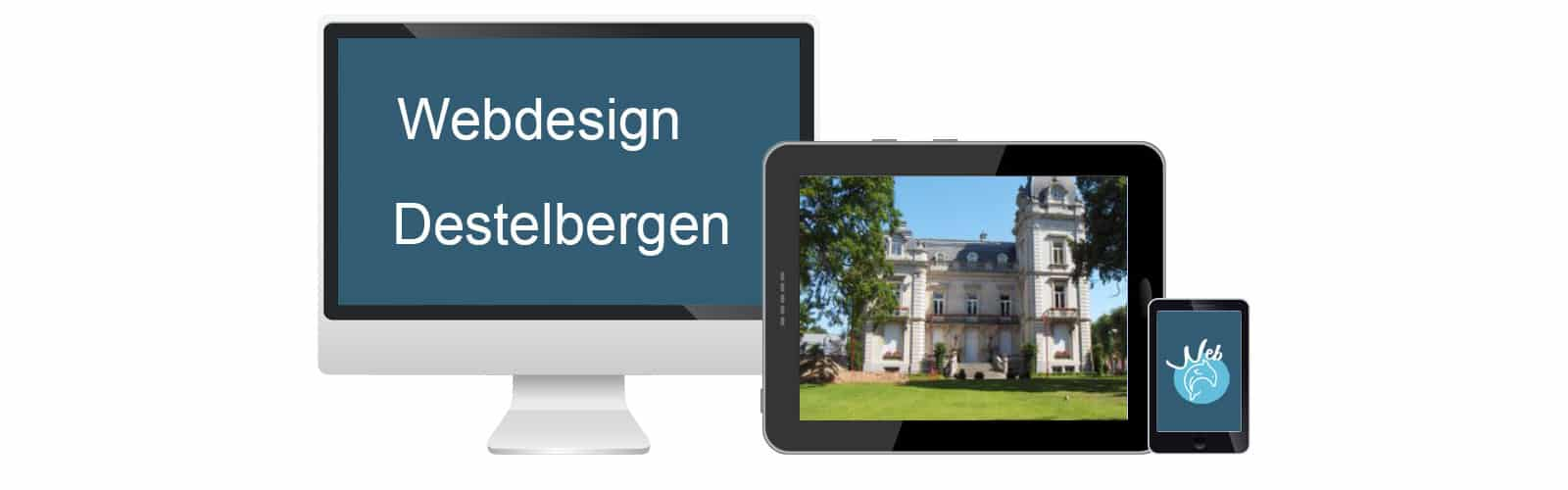 Webdesign Destelbergen - webdolfijn