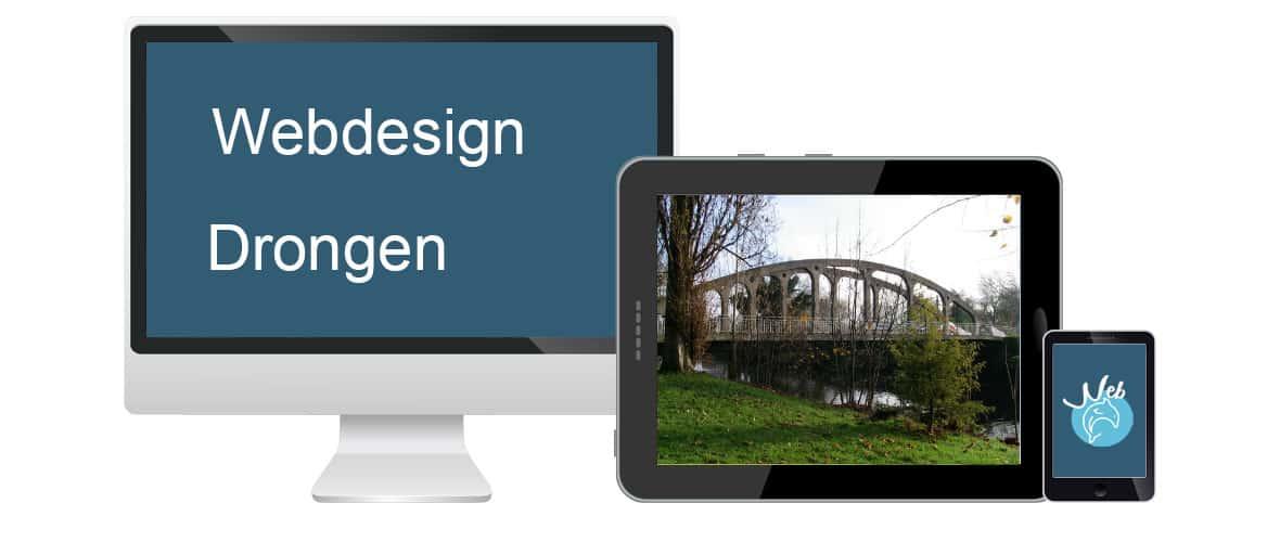 Webdesign Drongen - webdolfijn