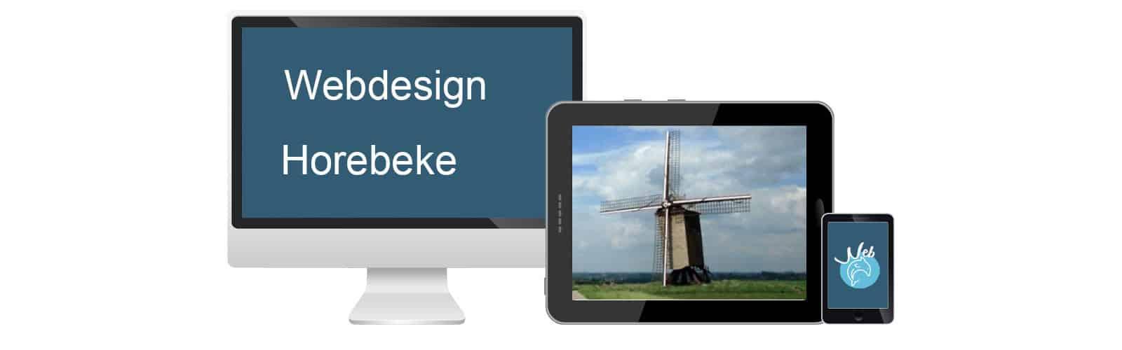 Webdesign Horebeke - webdolfijn