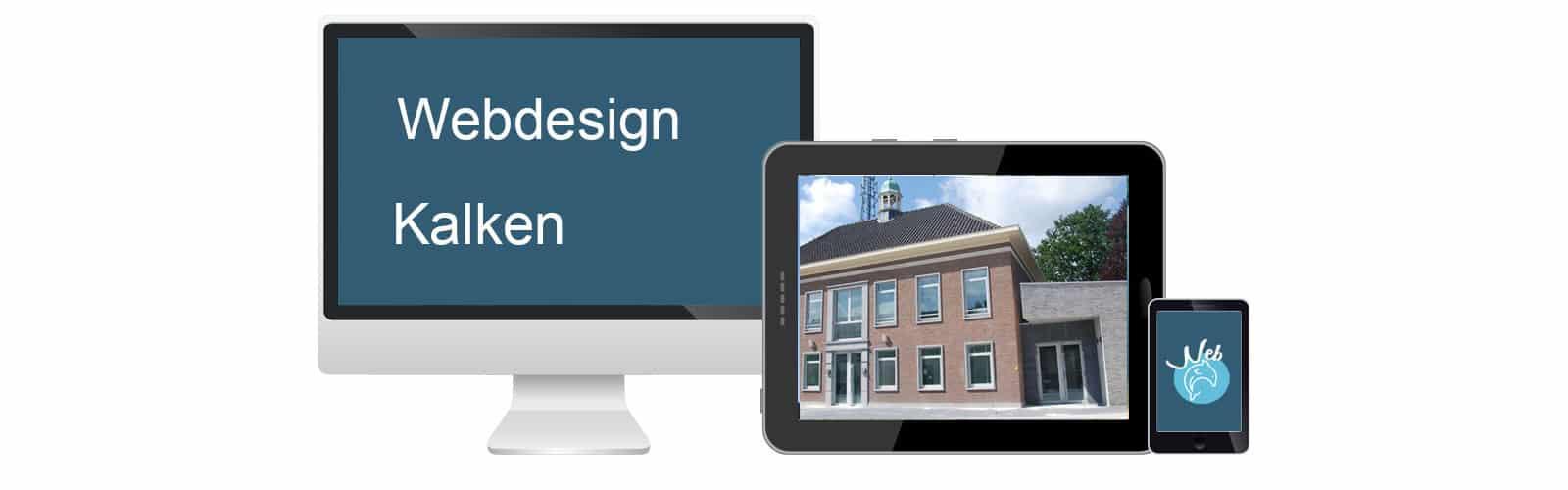 Webdesign Kalken - webdolfijn