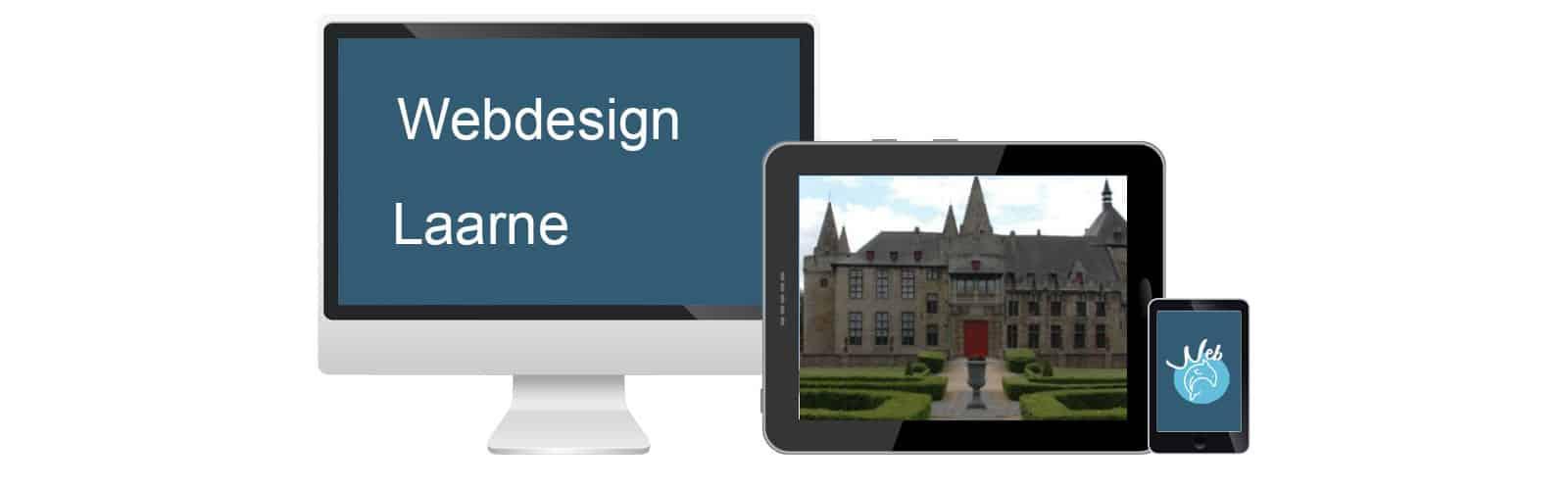 Webdesign Laarne - webdolfijn