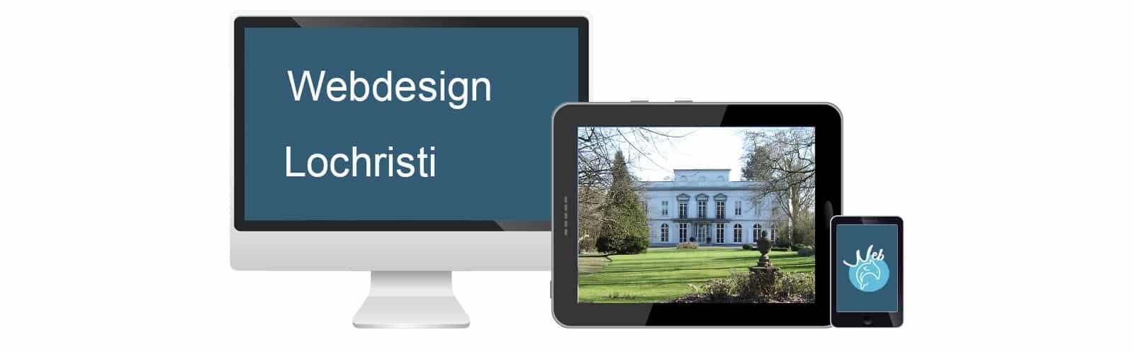 Webdesign Lochristi - webdolfijn