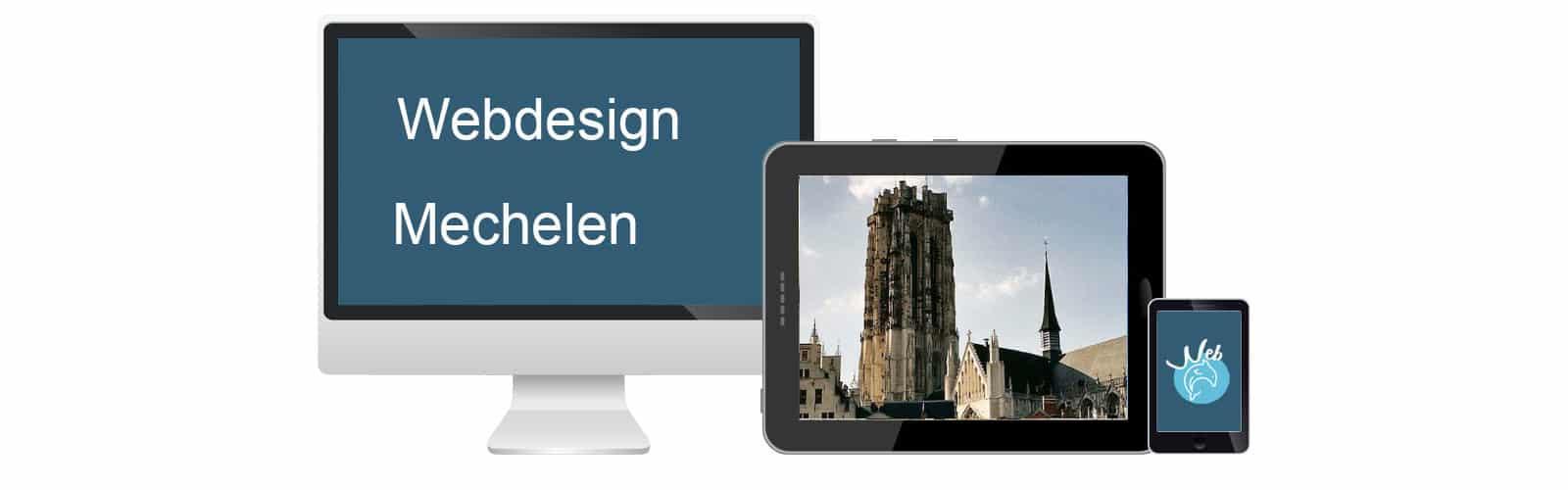 Webdesign Mechelen - webdolfijn