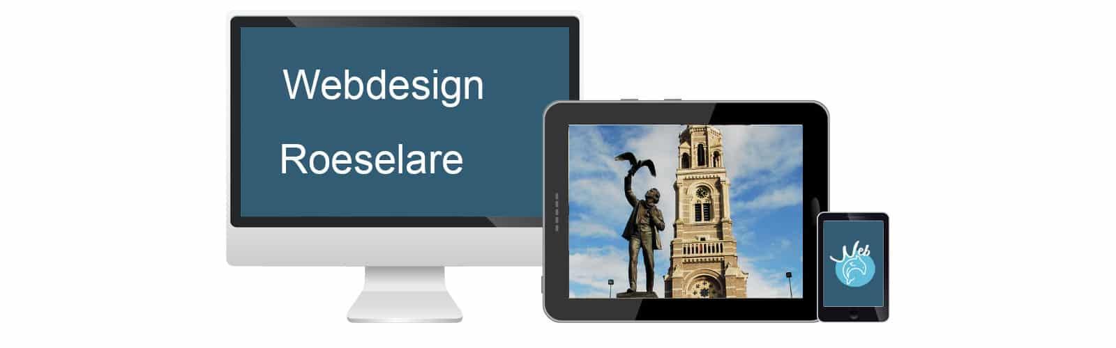 Webdesign Roeselare - webdolfijn