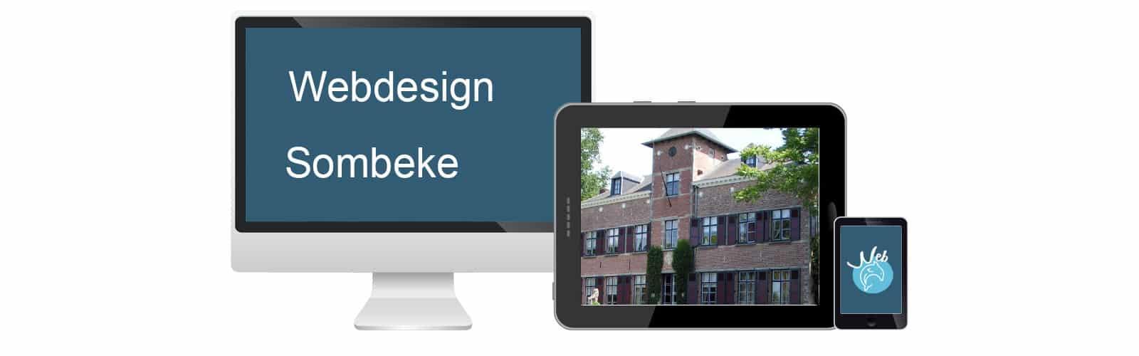 Webdesign Sombeke - webdolfijn