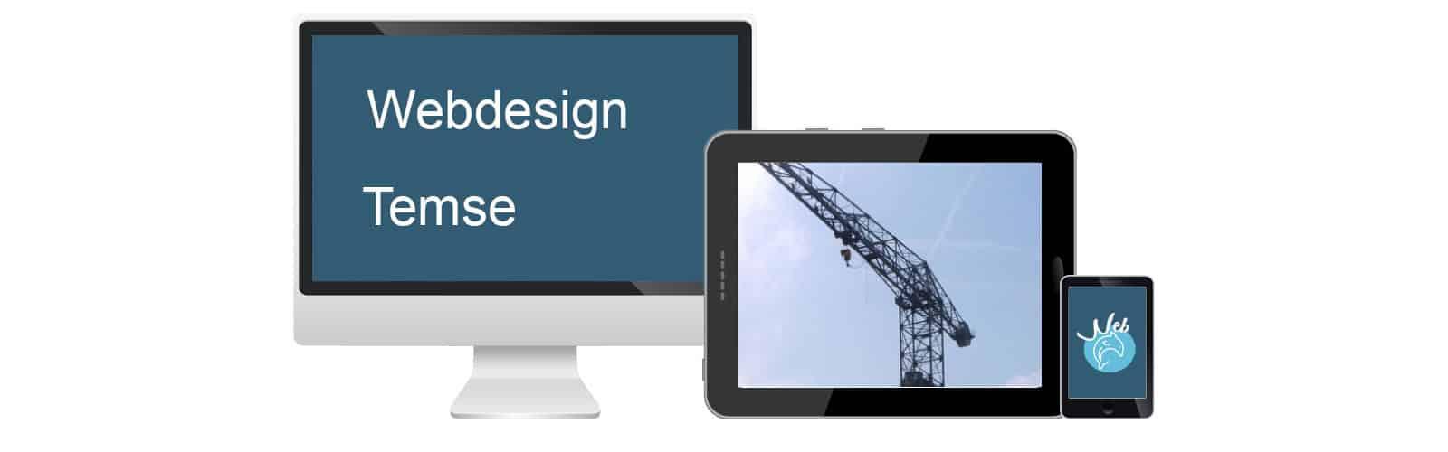 Webdesign Temse - webdolfijn
