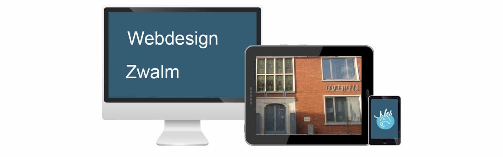 Webdesign Zwalm - webdolfijn