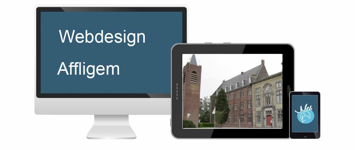 Webdesign affligem